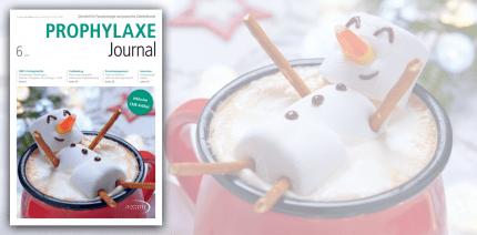 Doppelt CME-Punkte sammeln mit dem aktuellen Prophylaxe Journal