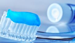 Zahnpasta mit automatischer Plaque-Anzeige