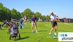 Sommer, Sonne, Stimmung: Die Pluradent Golf Challenge 2014