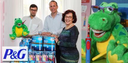 Zahngesundheits-Projekt für SOS-Kinderdorf gestartet