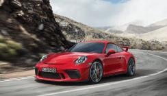 Elfer für Straße und Sport – der neue Porsche 911 GT3