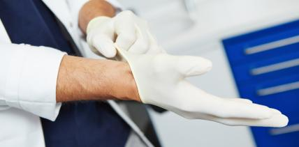 Hygiene im Praxisalltag: Kompromisse ausgeschlossen