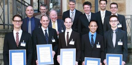 Wrigley Prophylaxe Preis 2012 verliehen