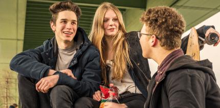 Teenager: alles egal – Zähne inklusive?