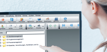 Digitales Management mit System
