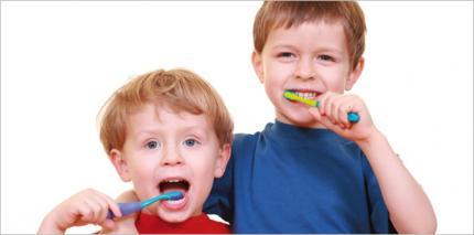 Kariesprophylaxe mit Fluoriden bei Klein- und Vorschulkindern