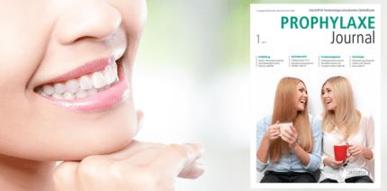 Dentalhygiene Journal heißt ab 2015 Prophylaxe Journal