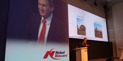 """Nobel Biocare feiert """"60 Jahre Osseointegration"""""""