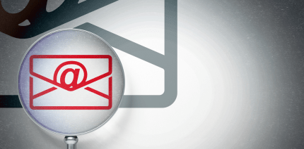Nur jede zwanzigste E-Mail ist rechtskonform
