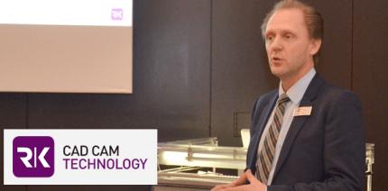 R+K CAD/CAM feiert Premiere ihrer neuen Tischfräsmaschine