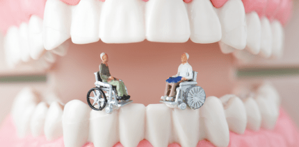 """Mundgesundheit bei Älteren: """"Wir müssen endlich handeln!"""""""