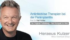 Webinar: Antiinfektiöse Therapien bei der Periimplantitis