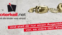 Netzwerk roterkeil.net: Mit Zahngold gegen Kinderprostitution