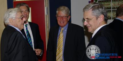 Symposium zum 85. Geburtstag von Prof. Wilfried Schilli