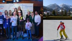 1. Dentale Schi-WM: Saisonhöhepunkt mit vielen strahlenden Siegern