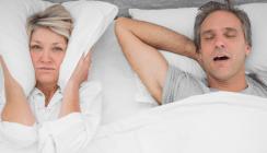 Schnarchen erhöht das Risiko für Herzinfarkt