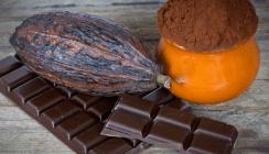 Schwarze Schokolade hilft gegen Stress