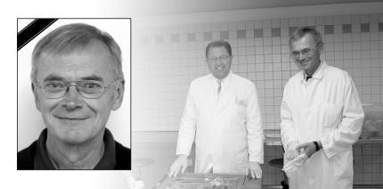 Anatom Dr. Wolfgang Schwab verstorben