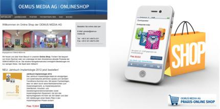Praxis-Online-Shop erstrahlt in neuem Glanz