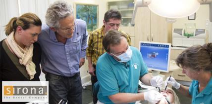 1.000 Zahnärzte nahmen an CEREC Live-Behandlungen teil