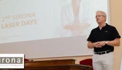 Sirona fördert moderne Laserzahnheilkunde