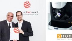 Red Dot Design Award 2014: Erneuter Designpreis für den innovativen inEos X5