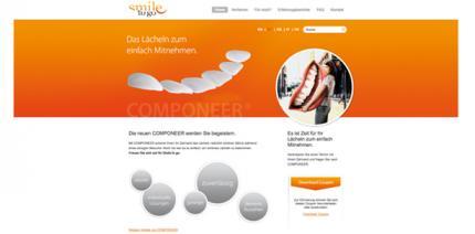 Informationsplattform zur Frontzahnrestauration ist online