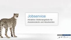 Neuer Jobservice von solutio