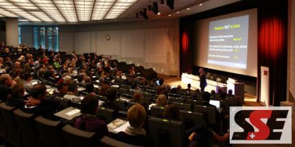 21. Jahreskongress der SSE in Basel