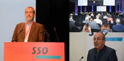 SSO-Jahreskongress 2016 in Bern