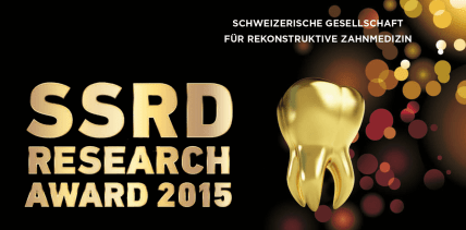 SSRD Research Award 2015