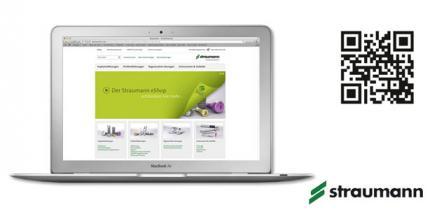 Der neue Straumann eShop ist online