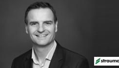 Führungswechsel bei Straumann: Holger Haderer übernimmt ab 2017