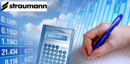 Straumann weist Jahresumsatz von CHF 686 Mio. aus