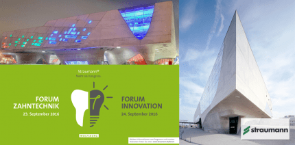Straumann Forum Innovation – Sharing insights