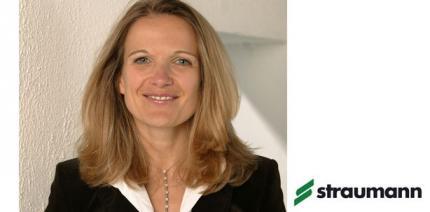 Straumann: Petra Rumpf wird neues Mitglied der Geschäftsleitung