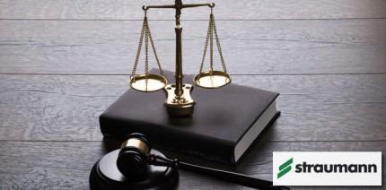 Straumann gewinnt Patentklage gegen nt-trading