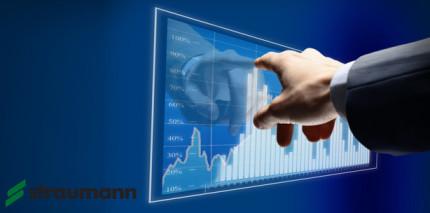 Straumann steigert Nettoumsatz im ersten Quartal
