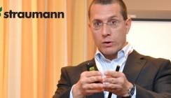 """""""Designed to rebuild"""" – Straumann stellt neues Emdogain 015 vor"""