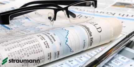 10% der Aktien von Straumann wechseln den Besitzer