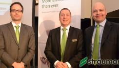 Straumann präsentiert implantologische Innovationen