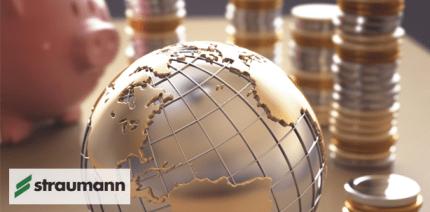 Straumann: Solides Umsatzwachstum und gesteigerte Rentabilität