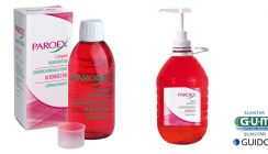 NEU: Mundwasser für eine optimierte orale Antisepsis