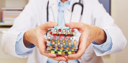 Mehr als die Hälfte der verschriebenen Schmerzmittel bleibt ungenutzt