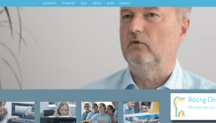 Bösing Dental mit neuer Website