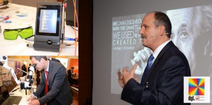 23. DGL Jahrestagung: Integrative Lasertechnologie im Fokus