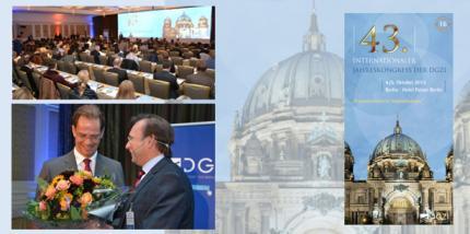 43. Internationaler Jahreskongress der DGZI in Berlin
