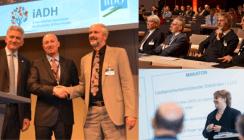 Von internationalen Ansätzen lernen – iADH-Weltkongress in Berlin