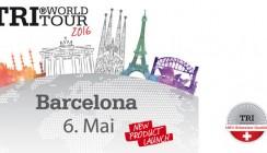 TRI® World Tour mit innovativen Produktneuheiten