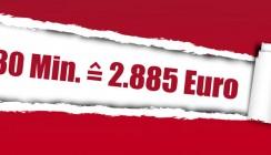2.885 Euro für 30 Minuten: Abzocker-Zahnarzt schröpft Patientin
